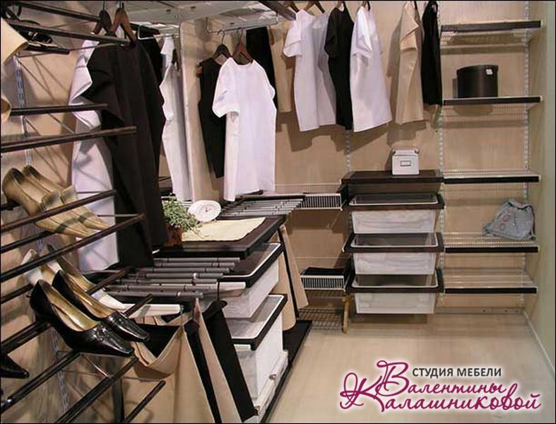 Стеллажные системы - студия мебели валентины калашниковой.